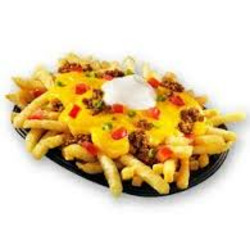 Taco Bell Fries Supreme