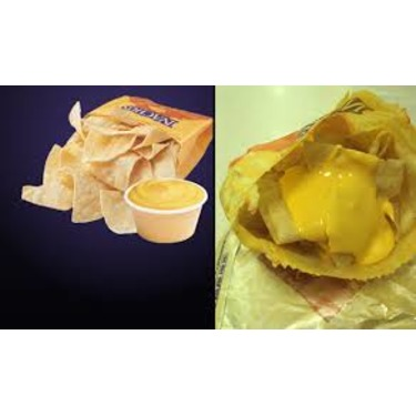 Taco Bell Nachos And Cheese