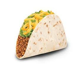 Taco Bell Soft Taco
