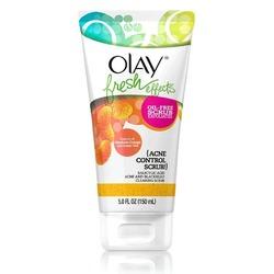 Olay Fresh Effects Acne Control Scrub