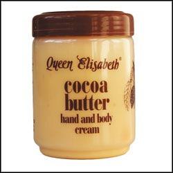 Queen Elizabeth Cococa Butter