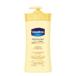 Vaseline Intensive Care Dry Skin Repair Lotion