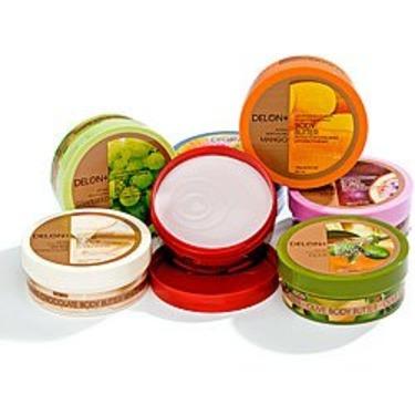 Delon Body Butters - Vanilla, Coconut, Mango