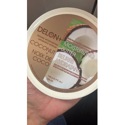 Delon Body Butters - Vanilla, Coconut, Mango