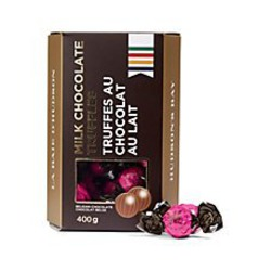 Hudson Bay Company Belgian Milk Chocolate Truffles