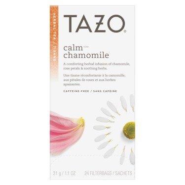 Tazo Calm Chamomile Herbal Tea