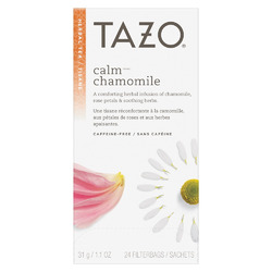Tazo Calm Chamomile Herbal Tea