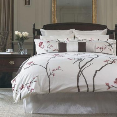 Gluckstein Home Sakura Duvet Cover Set Reviews In Bedding Towels Linen Advisor