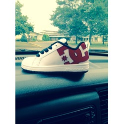 DC Skate shoes (youth)