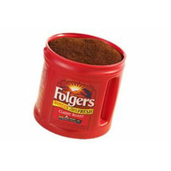 Folgers country roast coffee