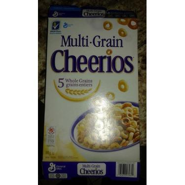 General Mills Multi-Grain Cheerios