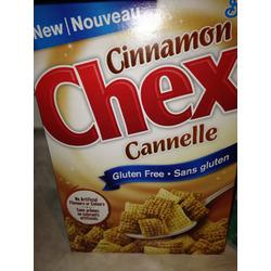 Chex Cinnamon Cereal