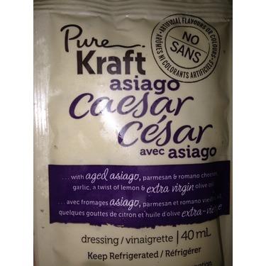 Kraft Asiago Ceasar Dressing