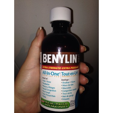 Benylin all in one