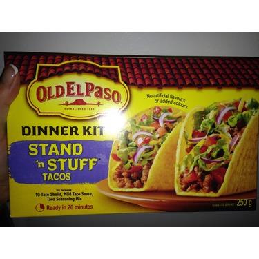 Old El Paso Stand & Stuff Dinner Kit