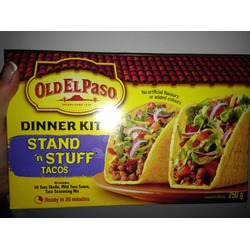 Old El Paso Stand & Stuff Dinner Kit