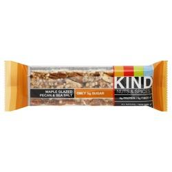 KIND Nuts & Spices Maple Glazed Pecan & Sea Salt