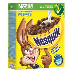 Nestle Nesquick Cereal