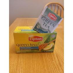 Lipton Green Tea Honey Lemon