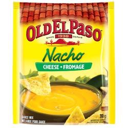 old el paso nacho cheese