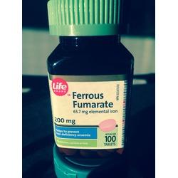 Life Brand Ferrous Fumarate Iron