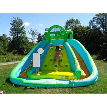 Little Tikes Rocky Mountain River Race Slide