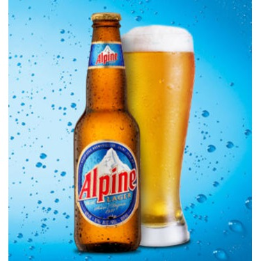 Alpine Lager Beer