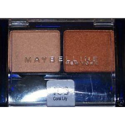Maybelline Expertwear Eye Shadow Duo - Rose Tints
