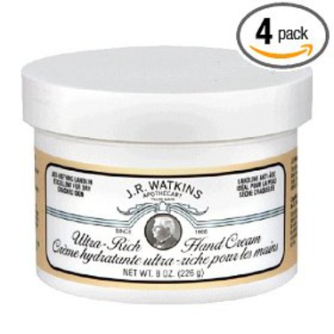 J.R. Watkins Apothecary Ultra-Rich Hand Cream