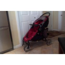 Baby Jogger City Mini Four Wheeled Stroller