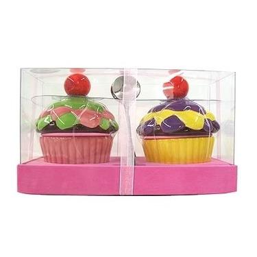 Wild Eye Designs- 4pc Cupcake Sugar Bowls