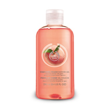 The Body Shop Vineyard Peach Shower Gel