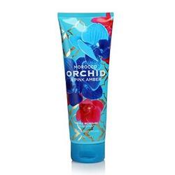 Bath & Body Works Morocco Orchid & Pink Amber Triple Moisture Body Cream