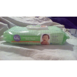 Baby Basics Naturally Absorbent, Ultra-Soft Baby Wipes
