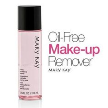 Oil free eye makeup remover MaryKay