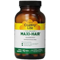 Maxi- Hair by Country Life