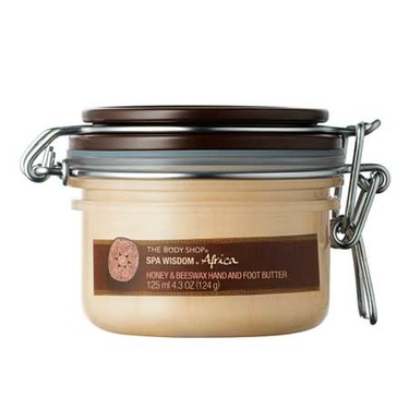 The Body Shop Spa Wisdom Africa Hand & Body Butter