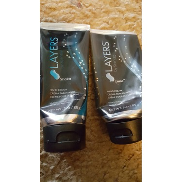 Scentsy Layers Hand Lotion