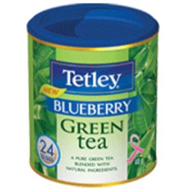 Tetley Blueberry Green Tea