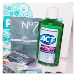 Act Advanced Care Mouthwash
