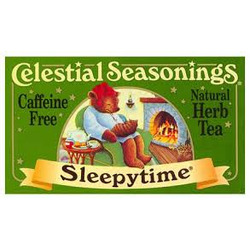 Celestial Seasonings Sleepytime Tea