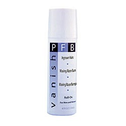 PFB Vanish Ingrown Hair Treatment