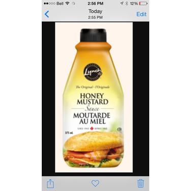 Lynch's Honey Mustard
