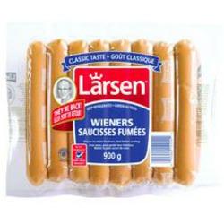 Larsen's Weiners