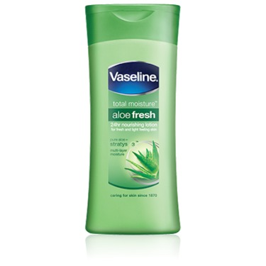 Vaseline Intensive Care Aloe Vera Lotion