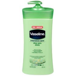 Vaseline Intensive Care Aloe Vera Lotion