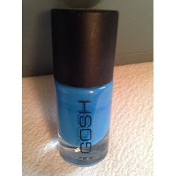 Gosh Nail Polish in Blue Lagoon