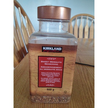Kirkland Sweet Mesquite Seasoning