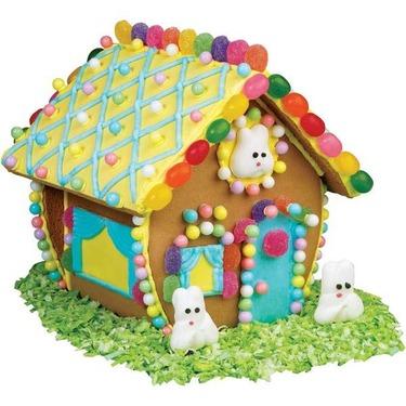 Wilton Bunny Hutch Cookie House Kit