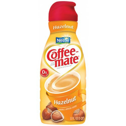 Coffee-mate Coffee Creamer, Hazelnut Liquid